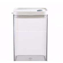 Envase de almacenamiento de alimentos de plástico de grado alimenticio de 1100 ml
