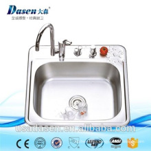 foshan shunde furniture olla de acero inoxidable octagonal sink