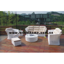 Rattan Sofa Wicker Garden Furniture Bp-837