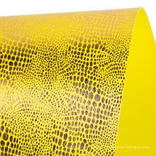 China supplier custom multicolored snake star zebra design glitter eva foam sheet