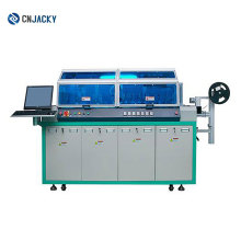 Shenzhen Factory Full Automatic Contact IC Card Slot Milling Implanting and Testing Integrated Machine