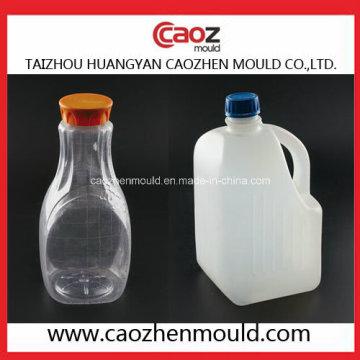 Einzigartige Form / Plastikflasche Blasform