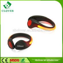 LED Sapatos Clip Luz de advertência Luz de segurança para execução