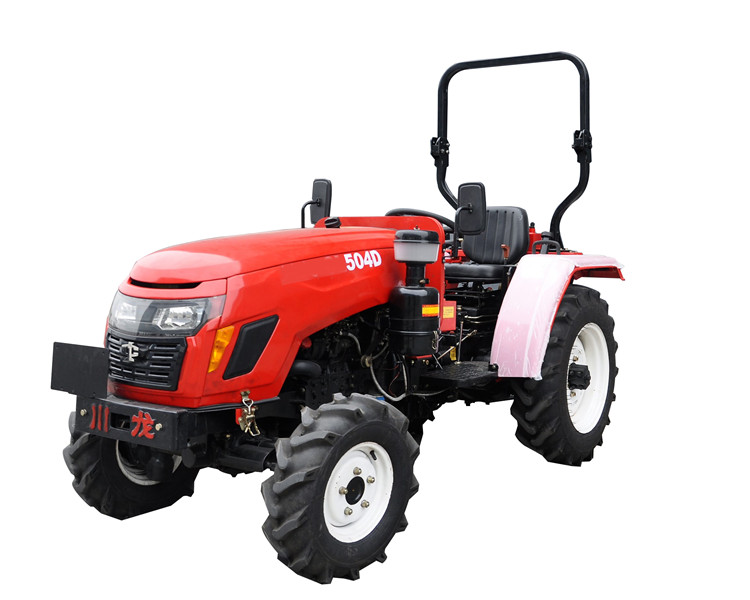 small 4wd tractor