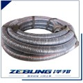 flexible corrugated water rubber hose manufacture