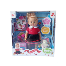 16′′ Baby Doll Toy for Girl (H3535062)