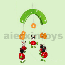 Wooden Mobile with Ants (80369)