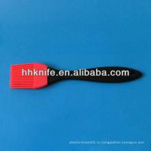 Многофункциональная силиконовая щетка для бутылочек с дозатором