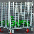 Folding Transit Equipment Steel Storage Sages