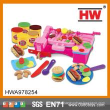 Engraçado Crianças Brinquedos DIY Brinquedos Color Clay