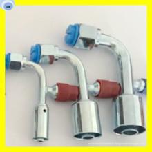 90-Grad-Female O-Ring mit Schalteranschluss passend für Klimaanlage