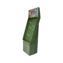 Advertising Corrugated Sidekick Display Stands, Pop Cardboard Display
