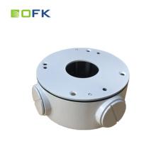 Base personalizada da caixa de junção dos acessórios da câmera do CCTV para a câmera do IP CVI TVI da bala AHD do IR