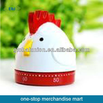 chicken manual digital kitchen timer