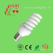 Vollständige Spirale T3 18W energiesparende CFL Lampe