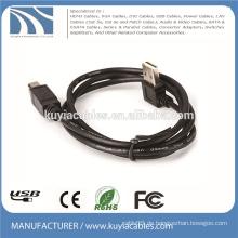 USB2.0 rechtwinklig Typ A bis Typ B Stecker auf Stecker Druckkabel 1M 2M