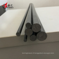 Tube de fibre de carbone de prix concurrentiel FRP blanc