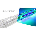 addressable 3D led pixel tube for bumper cars amusement rides 3D rgb led pixel tube led stick bar light