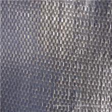 Géotextiles tissés par polyéthylène matériel de 100% de Vierge pour le tissu de contrôle des mauvaises herbes