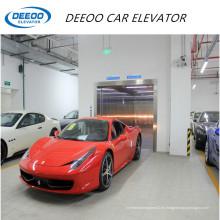 Garaje para el interior de acero inoxidable Garaje para el estacionamiento interior de autos