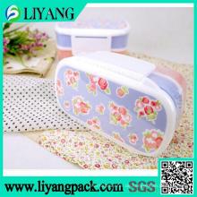 Blumenmuster, Wärmeübertragungsfolie für Lunch Box