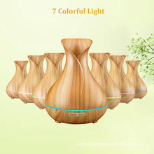 Vase Shape Version Aroma Essential Oil Diffuser 400ml