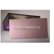 Custom Rigid Set up Gift Box Apparel Packaging