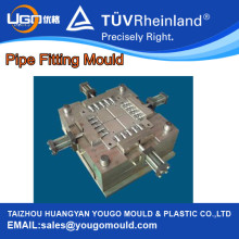 Plastic Injection Mold for Pipe Fittings