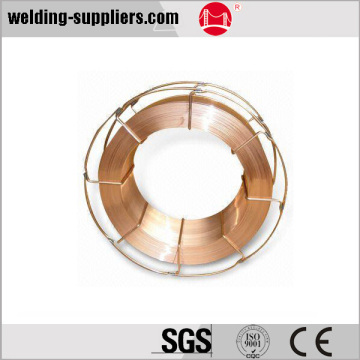 CO2 Gas Shielded mig Welding Wire ER70S 6