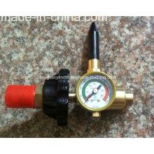 Regulador do gás do hélio do argônio