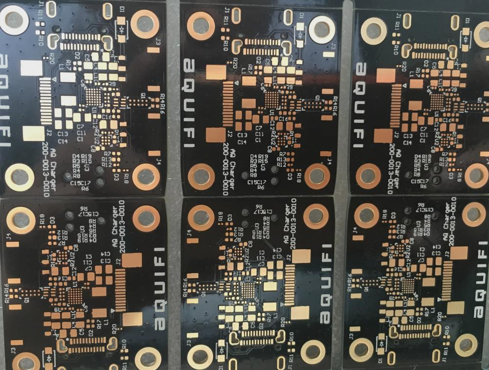 4 layer 1.0mm VIa in Pad PCB