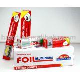 aluminium food grade foil