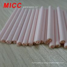 MICC 99% AL203 elemento calentador de cerámica
