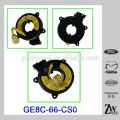Venta al por mayor de espiral de cable Sub-assy reloj de aire de la muñeca para Mazda 323 Premacy GE8C-66-CSOA