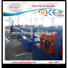 SJ-90/33 один винт экструдер HDPE водопровода машина