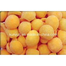 Misturas de pêssego amarelo congelado com alta Qualiyt