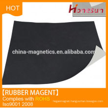 flexible rubber magnet die out magnet sheet
