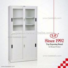 1800мм раздвижные стеклянные двери лаборатории стальной шкаф для продажи