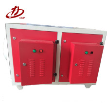 Scented gas extractor environment protecting equipment