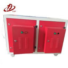 Novo design purificador de ar separador de plasma usado para purificar o ar fedorento