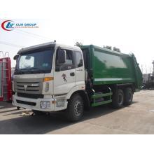 New FOTON AUMAN 18cbm Waste Management Garbage Truck