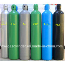 Tped 50L High Pressure Portable Oxygen Cylinder