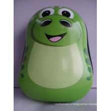 Прекрасный ПК зеленый рюкзак для детей (НХ-W3588)