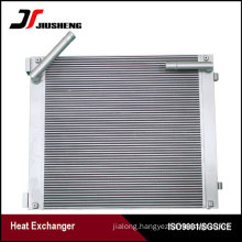 China Aluminum Oil Cooler Radiator For Hitachi EX220-5