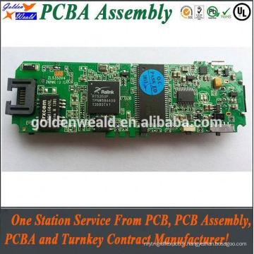 Meilleur prix concurrentiel pcba a conduit le fabricant de l'ensemble de compteur de glucose sanguin pcba pcba