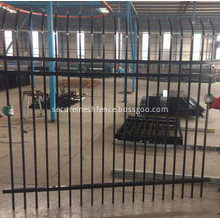 Extension Arms Aluminum Privacy Fencing pvc Coated