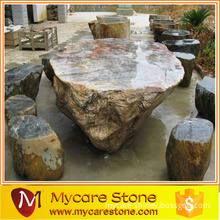 2015 Natural Marble Garden Stone table and Chair