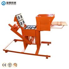 Ladrillos baratos del enclavije de la arcilla del precio casero que hacen la producción de la máquina