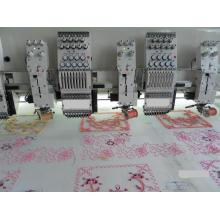 Máquina de bordar com batendo, Cording, bobinamento, Fuctions perolização de cording