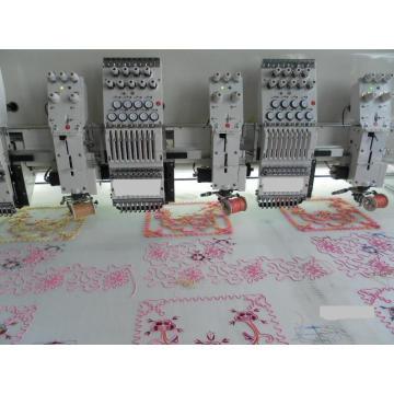 Máquina del bordado Cording con Tapping, cordones, arrollar, rebordear Fuctions
